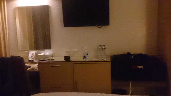 St Giles Makati Hotel: View of the room