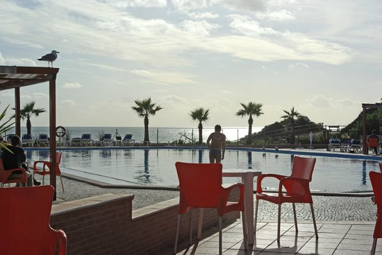 Auramar Beach Resort: View of the pool