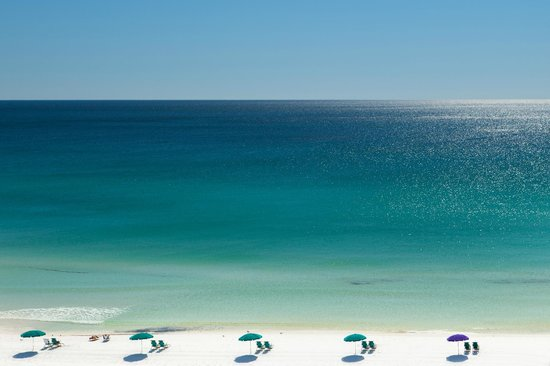 Emerald Coast Convention Center: The ECCC is located on Okaloosa Island, across the street from the Gulf of Mexico.