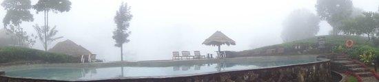 98 Acres Resort: Pool area...