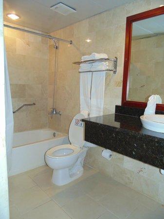 Grand Paradise Samana : Salle de bain