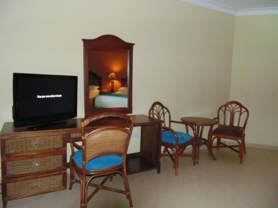 Grand Paradise Samana : Notre chambre