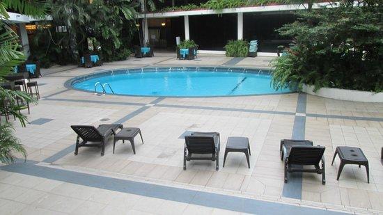 Continental Hotel & Casino: zona humeda