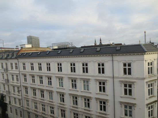 Andersen Boutique Hotel: Panaromic View from my room #3