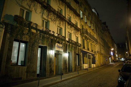 Hidden Hotel by Elegancia : Devanture de l'hôtel