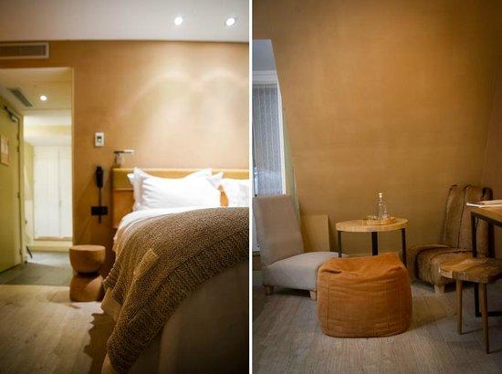 Hidden Hotel: Une des chambres Sensation