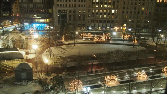 The Langham, Boston: View from the Room