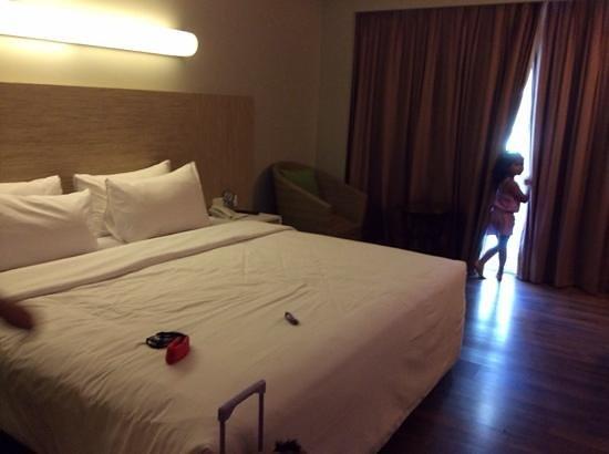 Bintang Kuta Hotel: our room