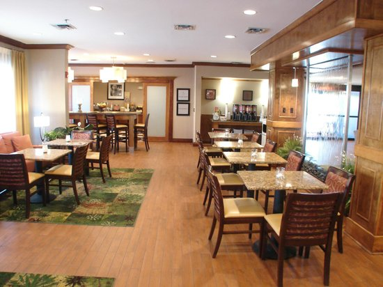 Country Inn & Suites by Radisson, Portland, TX: Hotel Dining Area