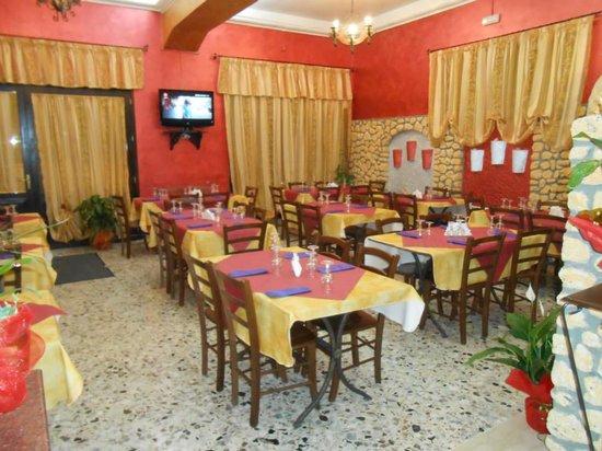 Ribera, Italia: Il Ristorante