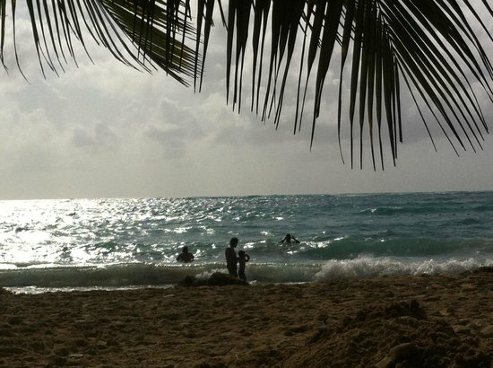 Sol Caribe Campo: Club de playa