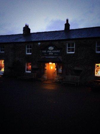 Pheasant Inn Restaurant: Great stay
