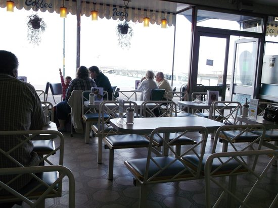 Deal Beach Parlour: The cafe today