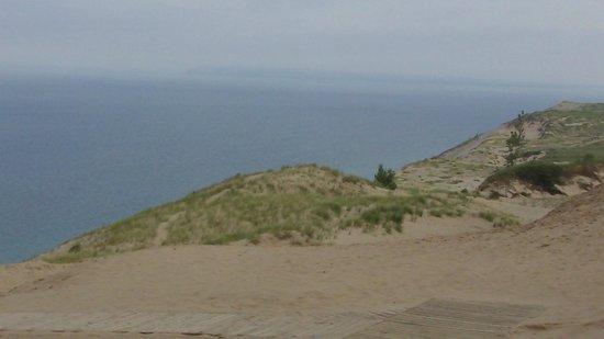 Sleeping Bear Dunes National Lakeshore: Mother nature rules