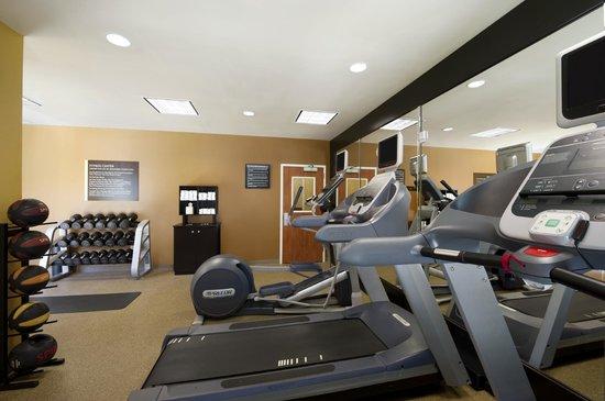 Hilton Garden Inn Houston/The Woodlands: Fitness Center Idea