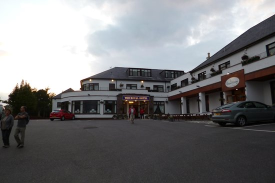 The Royal Hotel of Ullapool