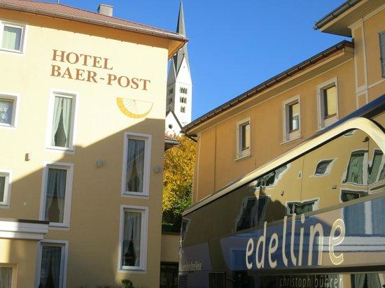Hotel Baer & Post: Edelline Bistrobus