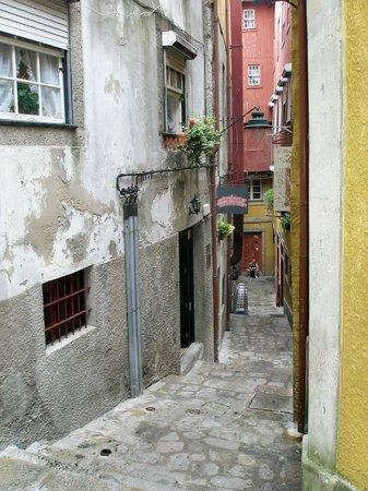 Porto Domus Hotel: Исторический центр Порту