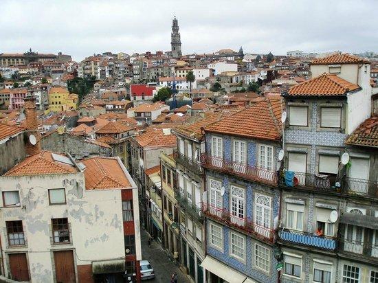 Hotel Menfis: Исторический центр Порту