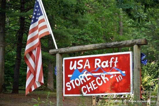 USA Raft: Welcome