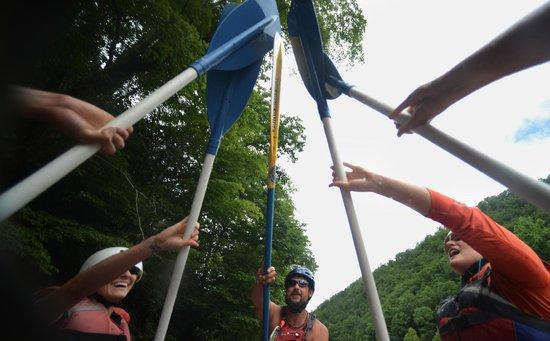 USA Raft: High Five