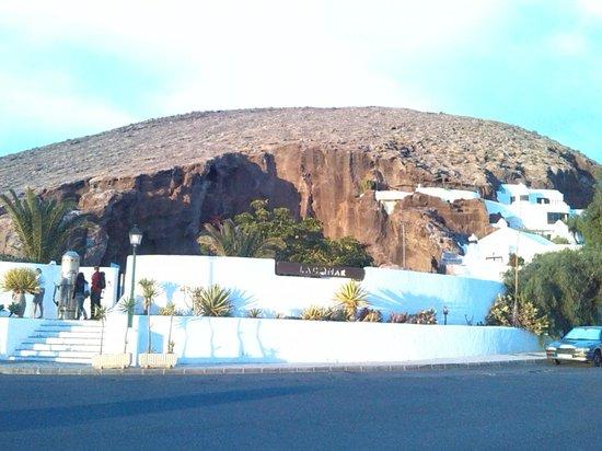 Museo Lagomar: Lagomar, entrada