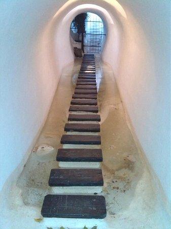 Museo Lagomar: Interior de Lagomar