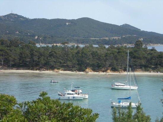Camping Lou Pantai : plage estagnol