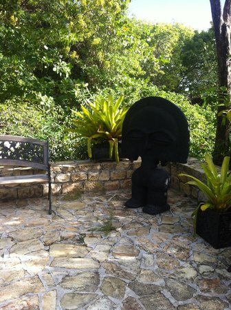 Harmony Hall Antigua: esterno della galleria d'arte