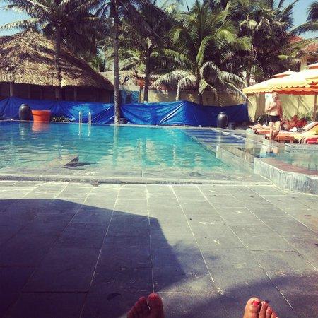 Unique Mui Ne Resort: The pool