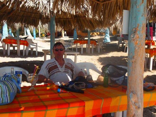 Ixtapa Island Escape: Relax in the shade
