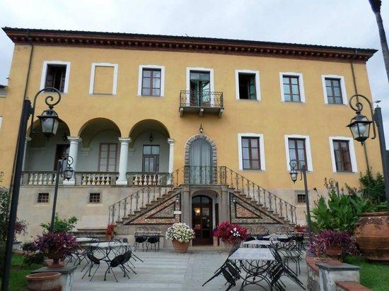 Hotel Villa Cheli : Fachada del Hotel