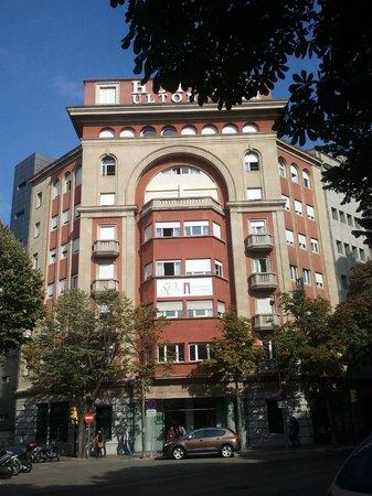 Hotel Ultonia Girona : hotel