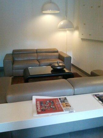 Hotel Ultonia Girona: hall