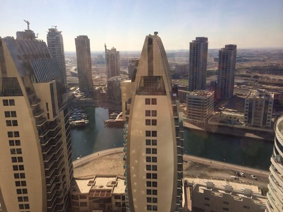 Hawthorn Suites by Wyndham Dubai, Jbr : View from the 20th floor