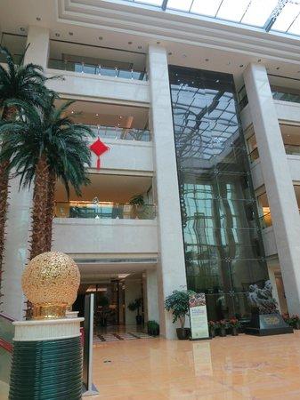 Shanghai Fujian Hotel : lobby