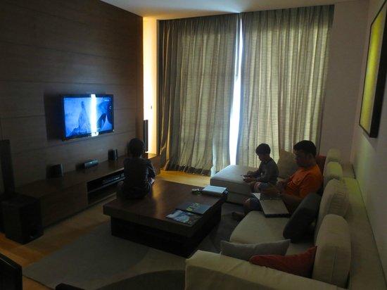 Shama Sukhumvit Bangkok: living hall