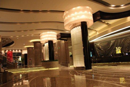 Grand Kempinski Hotel Shanghai : Recepção