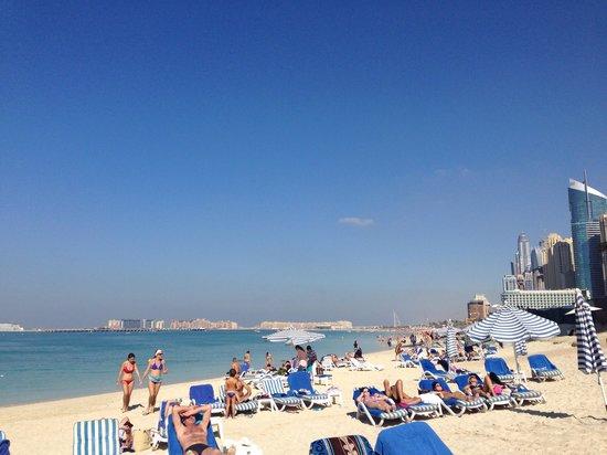 Sheraton Jumeirah Beach Resort: Beach