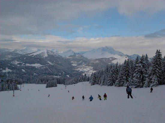 Mint Snowboarding: Portes de Soleil