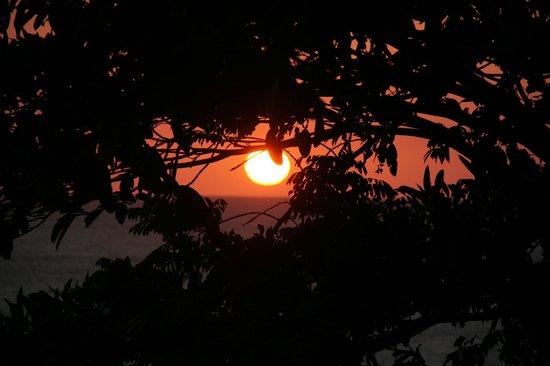 LagunaVista Villas: tramonto