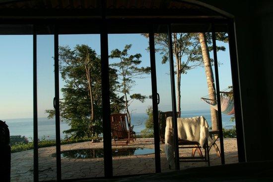 LagunaVista Villas : panorama che si vede al mattino appena aperti gli occhi