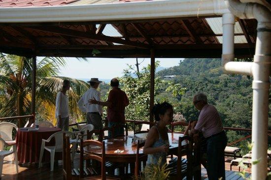 LagunaVista Villas: sala da pranzo, punto di incontro