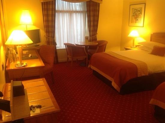 Red Cow Moran's Hotel: standard room