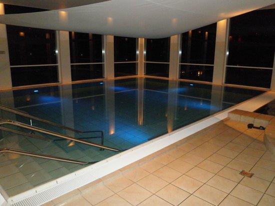 Comwell Kellers Park & Spa : Spa poolen