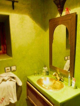 Riad Plein Sud : Bathroom