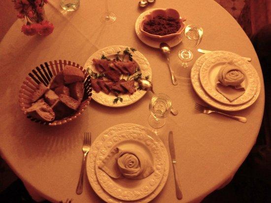 Riad Plein Sud : Riad Dinner