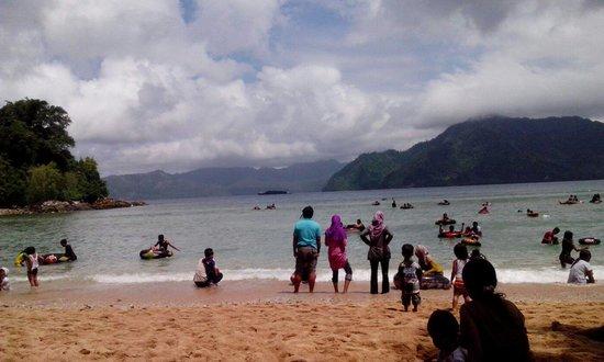 Trenggalek, อินโดนีเซีย: Pasir putih