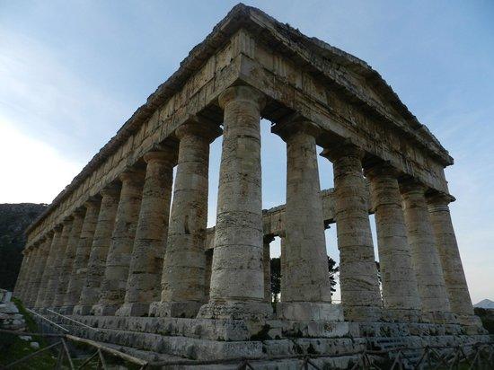 Tempio di Segesta : tempio