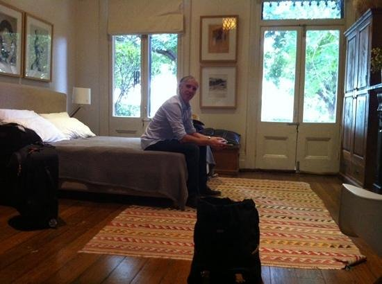 TARA Guest House: Room 1